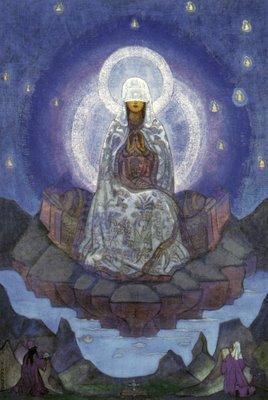 聖母 世界の母